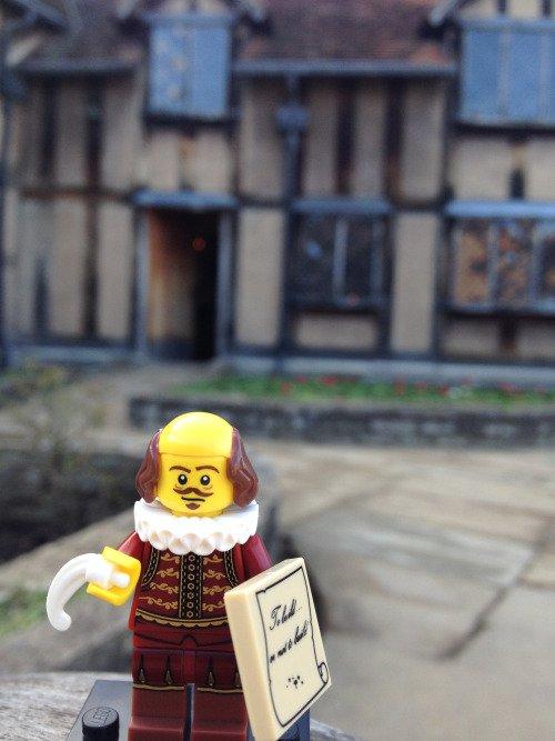 Lego Shakespeare