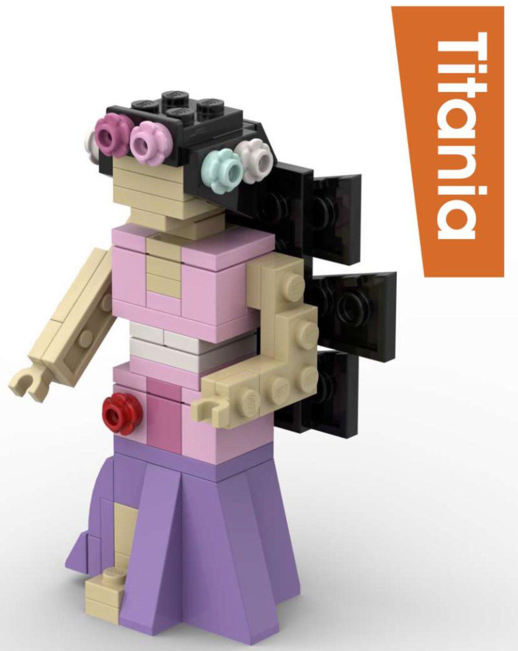 Lego Titania