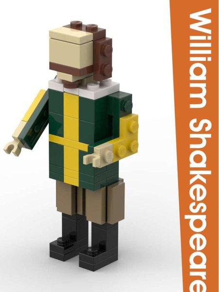 Lego William Shakespeare