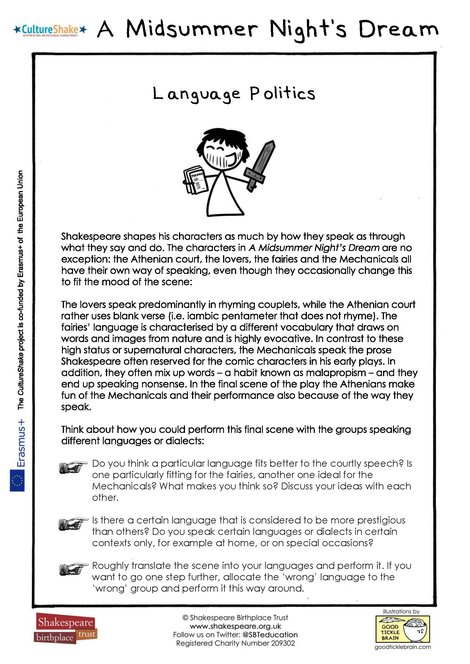 MSND Language Politics thumbnail