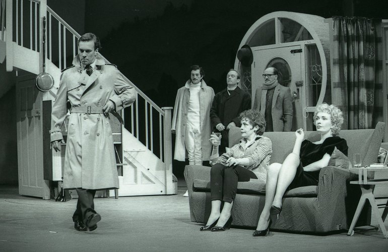 Merry Wives of Windsor, RSC, 1985