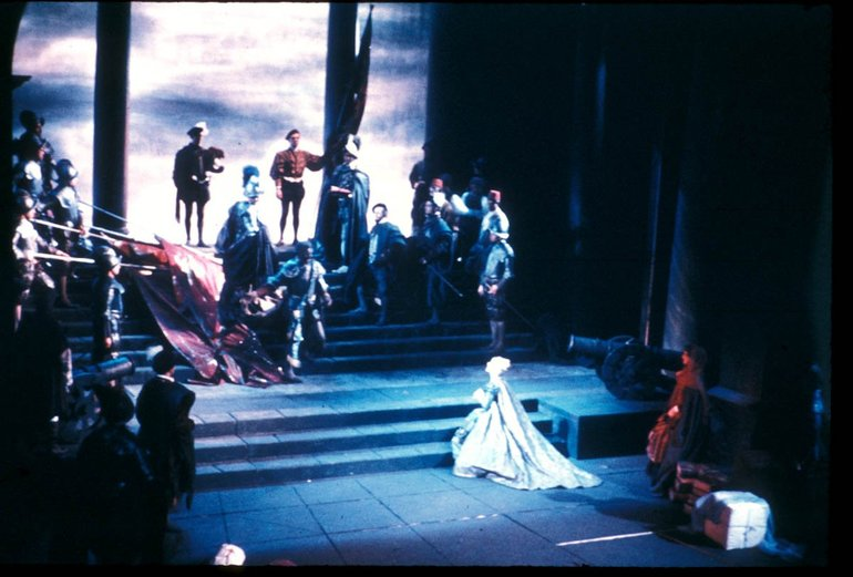 Royal Shakespeare Company Othello, 1961