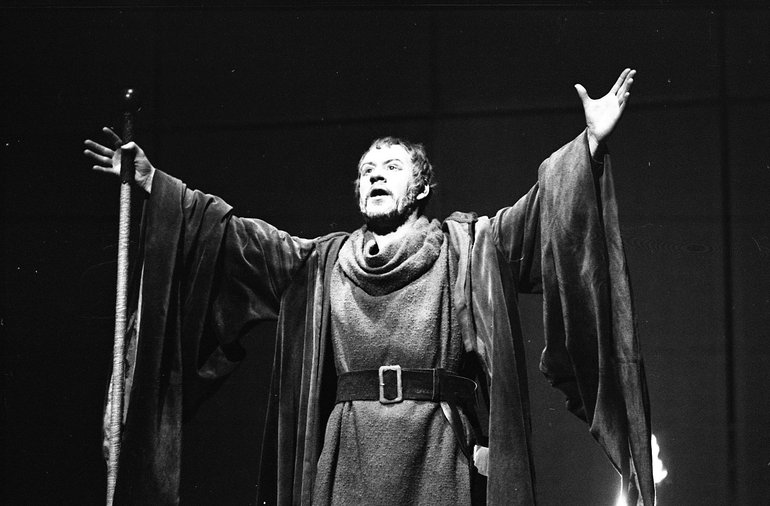 Pericles, Prince of Tyre, RSC, 1969