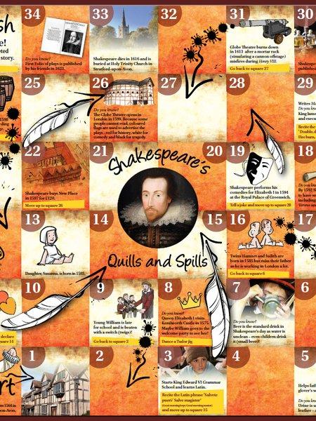 Quills & Spills
