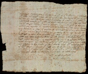 Quiney Letter1