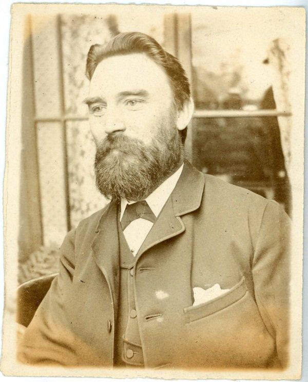 Richard Savage, librarian 1884 - 1910