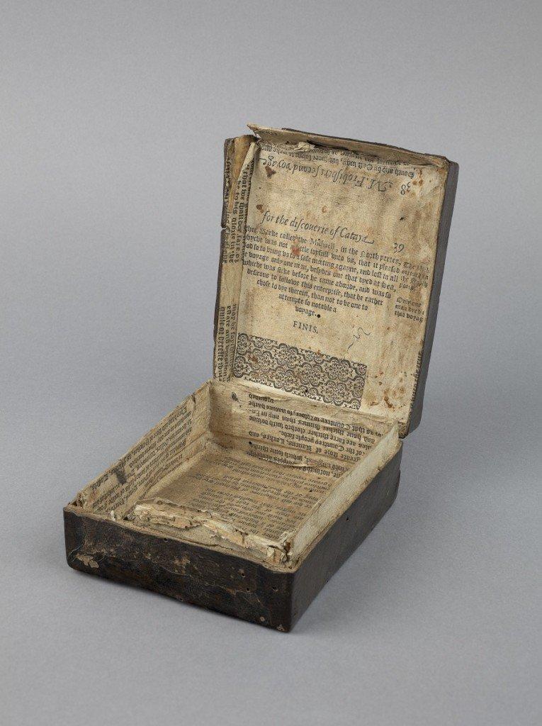 Deed Box, 1577 - 1600