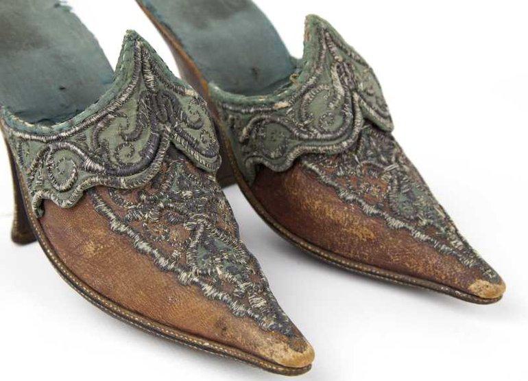 Shoes Mrs Garrick