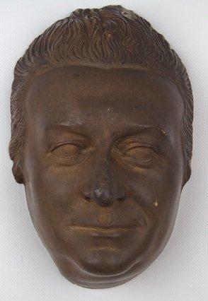 SBT 2002/32 Copy of David Garrick's death mask