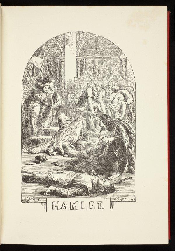 Illustration by Sir John Gilbert