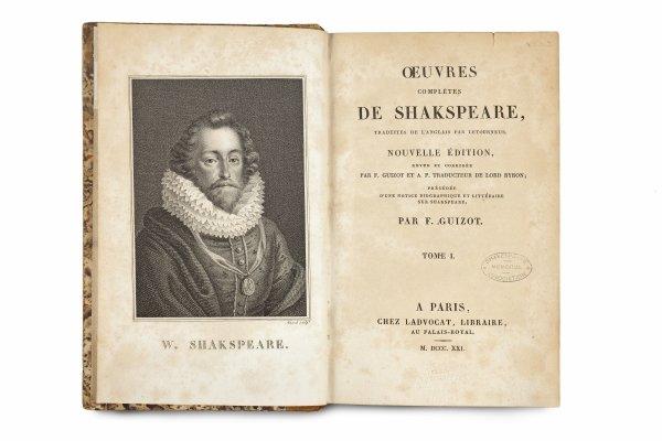 ŒŒuvres complètes de Shakspeare (1821)