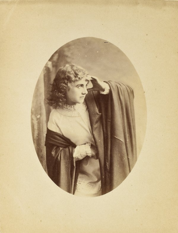Adelaide Neilson as Cymbeline