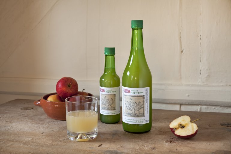 AHC apple juice