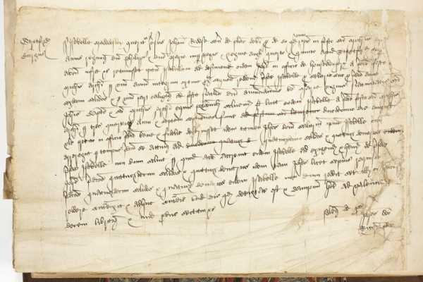 Court of Record Declarations BRU12/5/58 (Mawdesley)