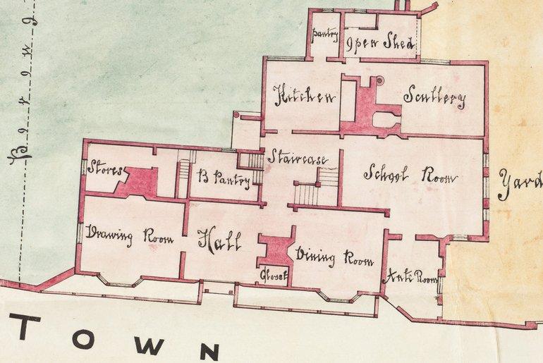 Conveyance of Cambridge House 1868 JPG