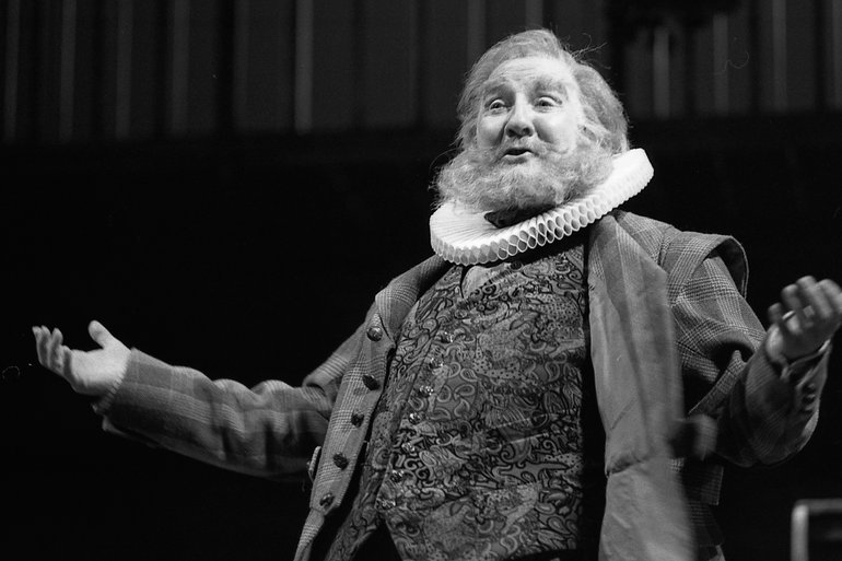 Merry Wives of Windsor, RSC, 1996