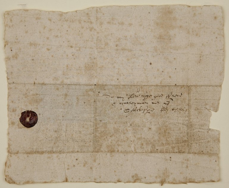 Richard Quiney Letter 2