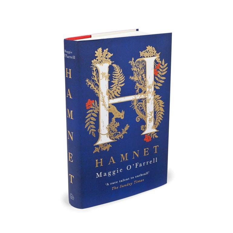 Hamnet Maggie O'Farrell book