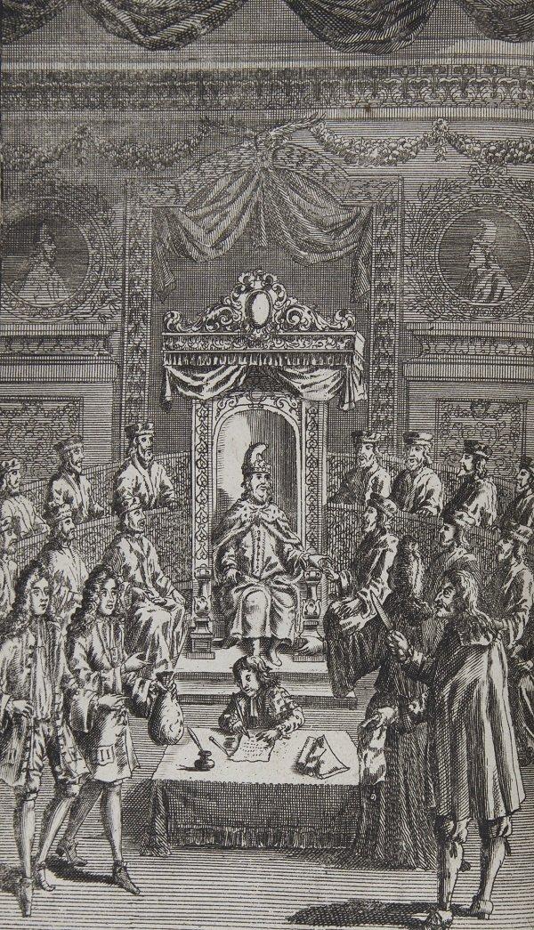 Nicholas Rowe edition of Merchant of Venice, 1709