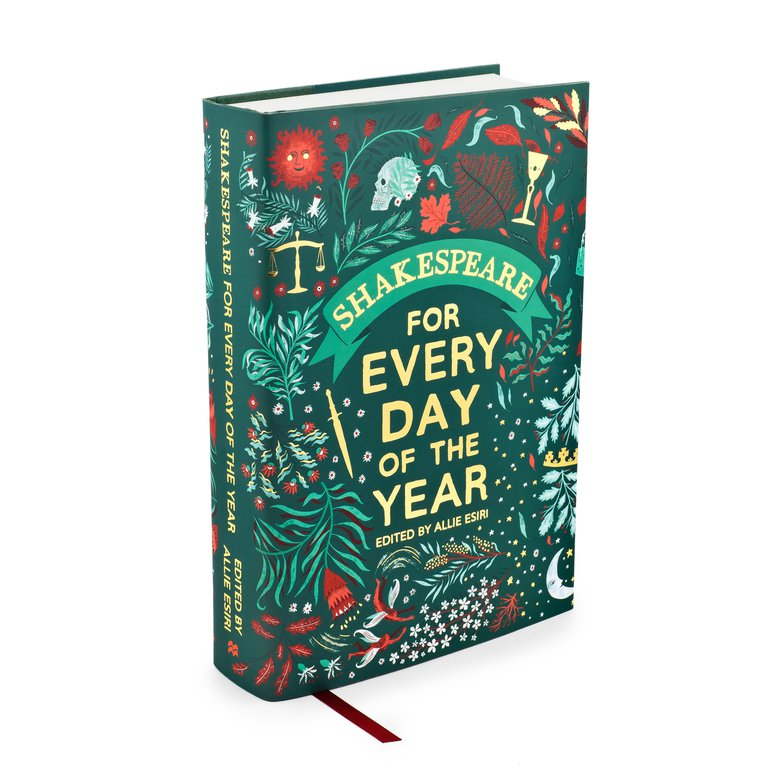 Shakespeare for Every Day of the Year book