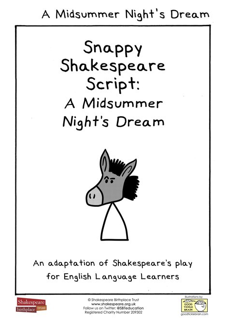 Snappy Shakespeare MSND JPG