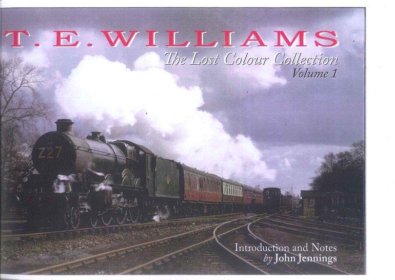 T E Williams The Lost Colour Photographs