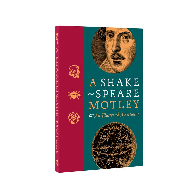 A Shakespeare Motley: An Illustrated Assortment book