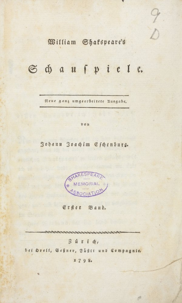 Title page Swiss edition