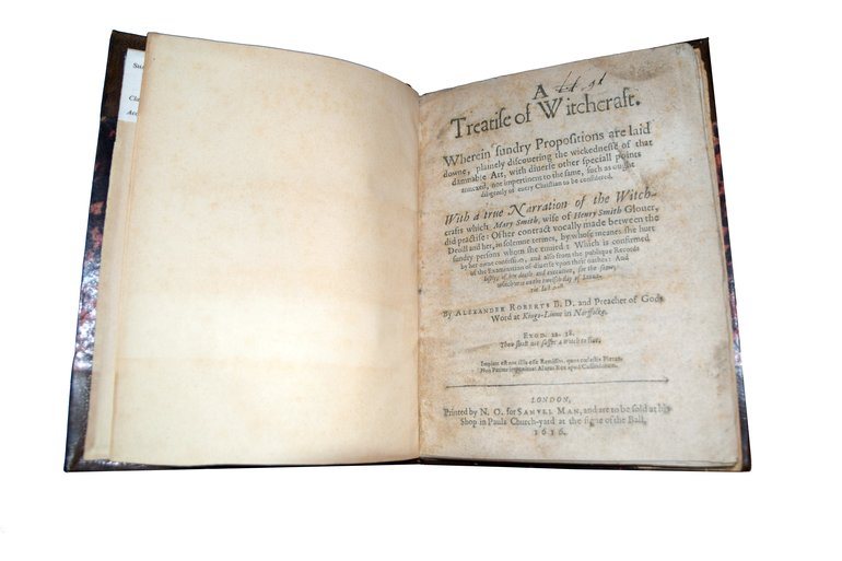 Treatise on Witchcraft