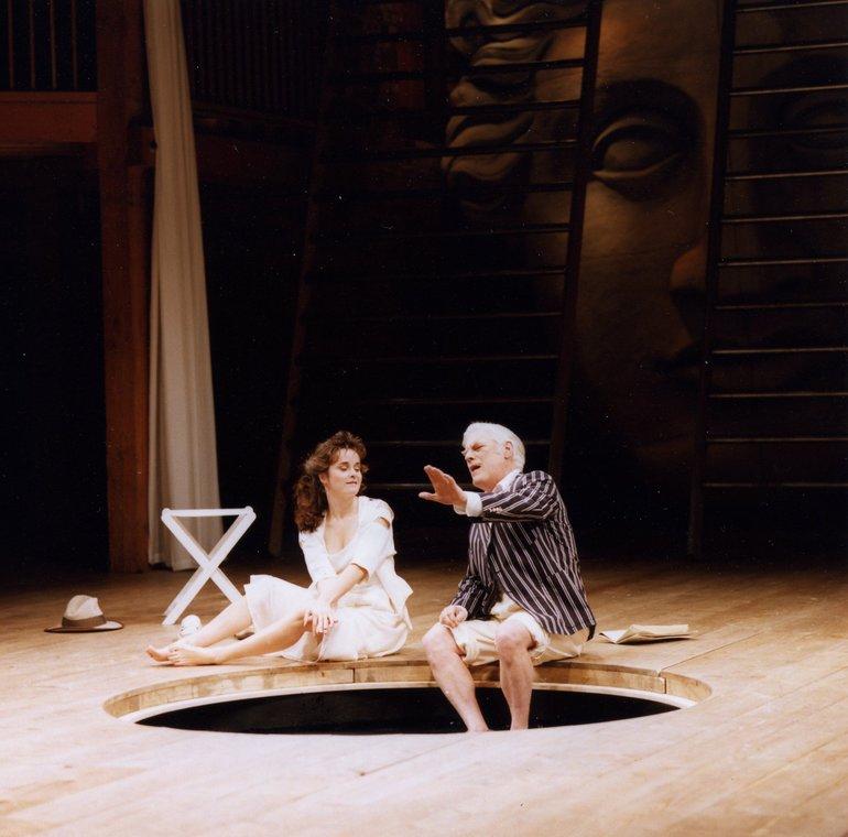 Troilus and Cressida, RSC, 1990
