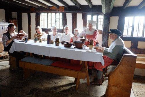 Tudor Life at MAF