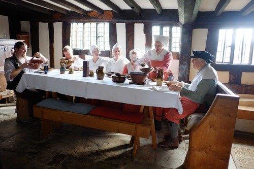 Tudors at MAF