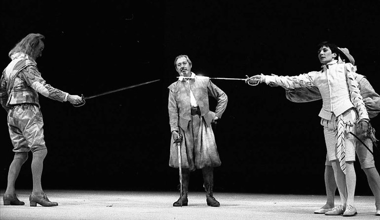 Royal Shakespeare Theatre, 1974 Twelfth Night