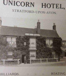 Unicorn Hotel 1915