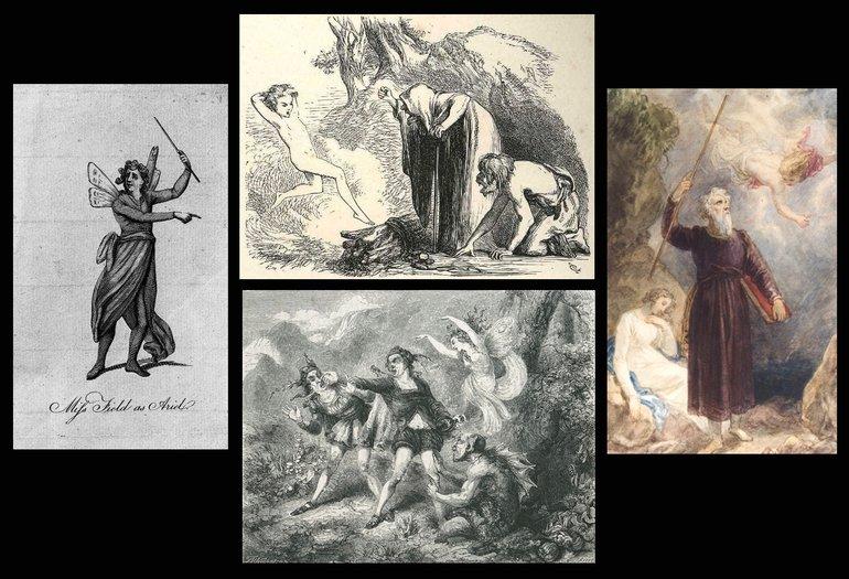 Ariel 1700s-1900s.