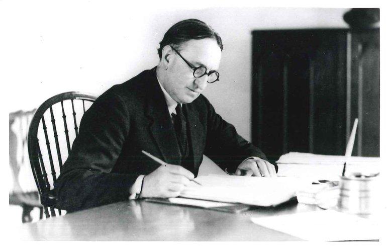 F. C. Wellstood, c.1935