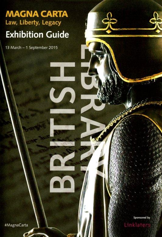 British Library Magna Carta Exhibition