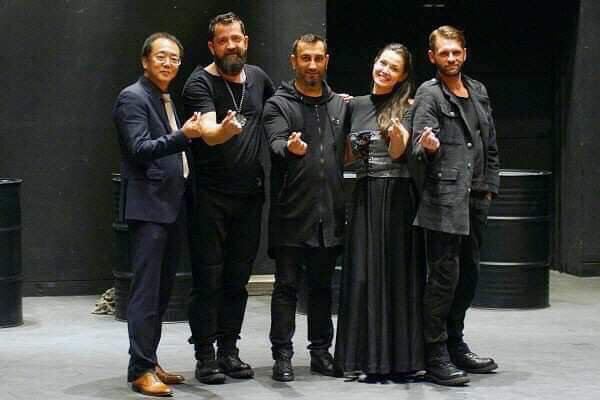 Romanian production of Othello