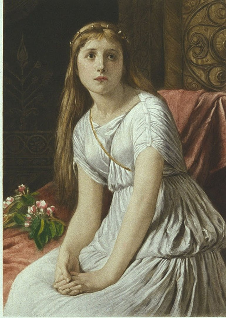 Cordelia William Frederick Yeames