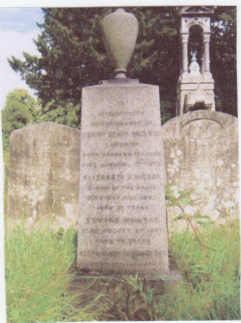 murray grave