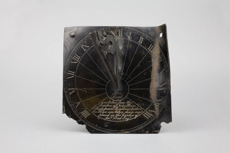 New Place Sun Dial