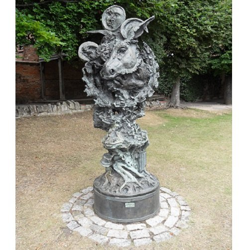 Sculpture of A Midsummer Night's Dream by Greg Wyatt_Square