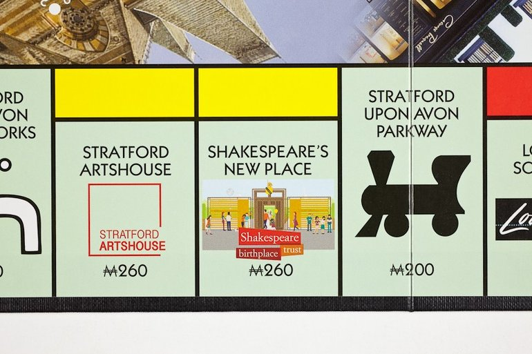 Monopoly - New Place