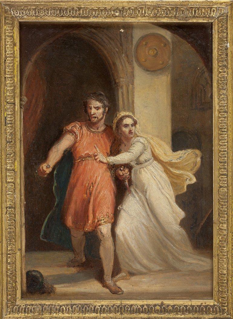 Macbeth by Thomas Stothard SBT 2019-17/1