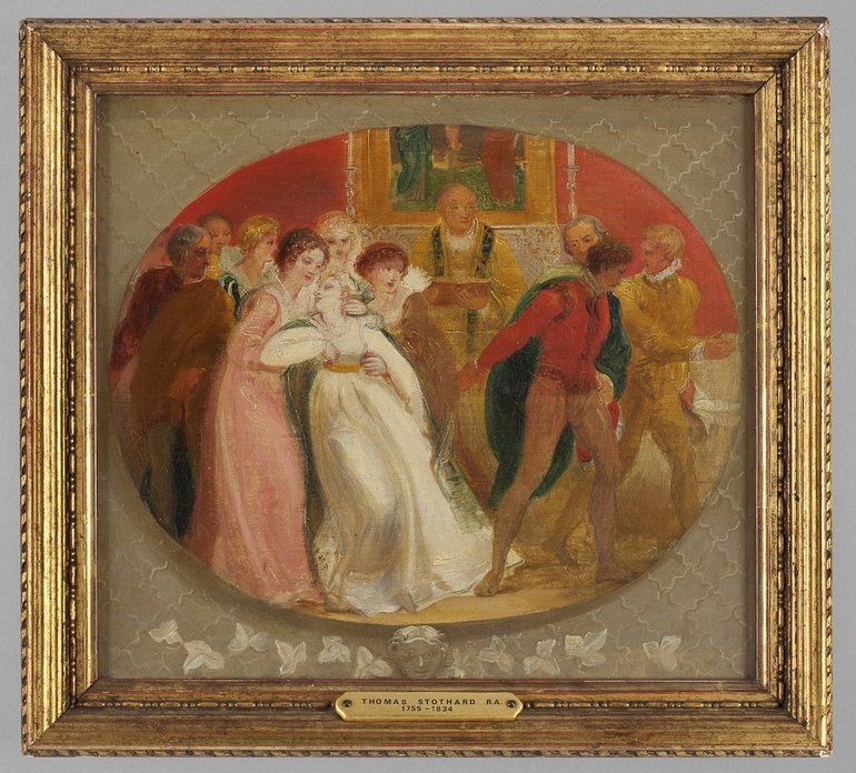 Much Ado About Nothing by Thomas Stothard 2019-17/2