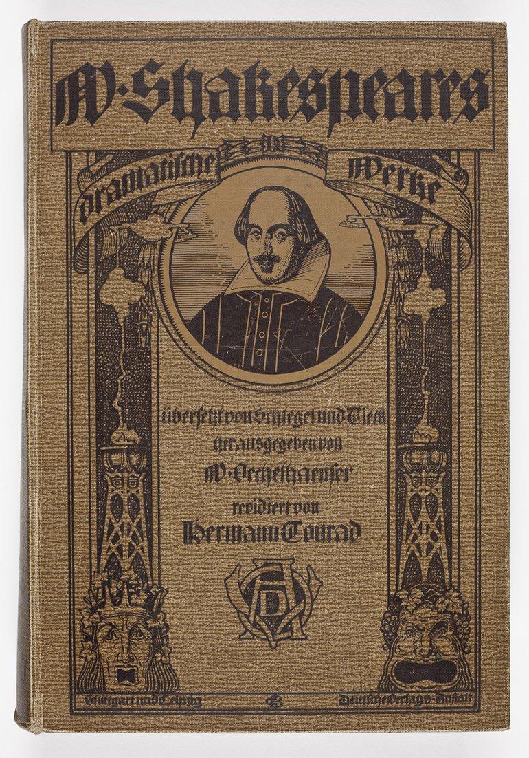 Portrait of Shakespeare 1910