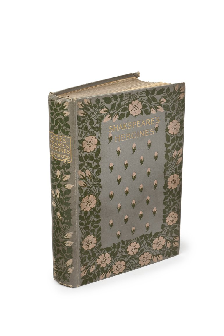 Binding Shakespeare's heroines (1897)