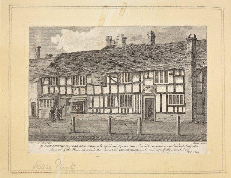 er108-john-byng-s-diary-1785-plate-fol-32v-birthplace The Birthplace