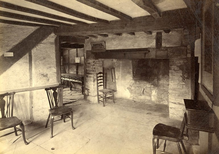 Shakespeare's Birthplace Kitchen