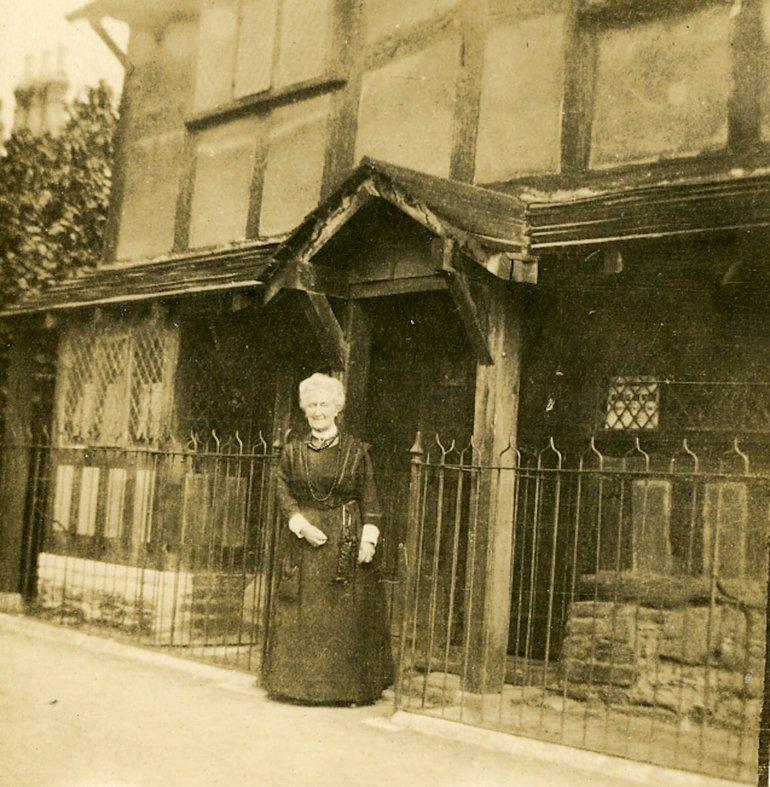 Mary Rose custodian